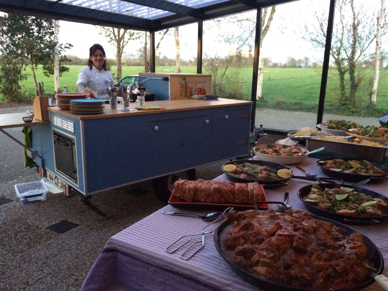 Italiaans Buffet in Eesveen